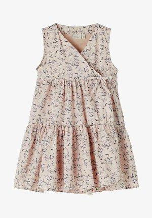 Vestido informal - peach whip