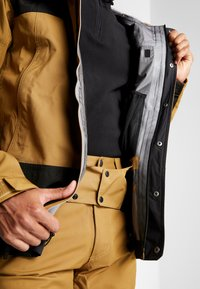 The North Face - UNI TRIED AND TRUE JACKET - Skijacke - british khaki/black - 6