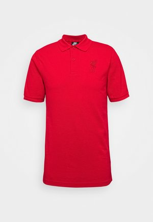 LIVERPOOL FC - Polo - university red