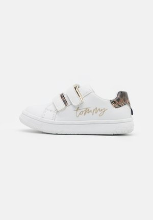 Sneakers laag - white/platinum