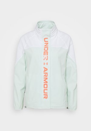 RECOVER JACKET - Training jacket - white