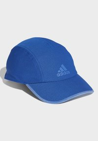 adidas Performance - AEROREADY RUNNER MESH CAP - Cap - blue - 0