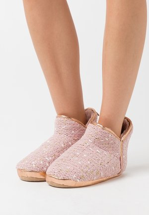 BONNY - Chaussons - dirty rose