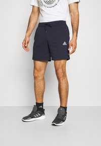 adidas Performance - Sports shorts - legink/white - 0