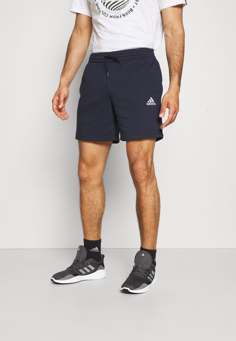 adidas Performance - Sports shorts - legink/white