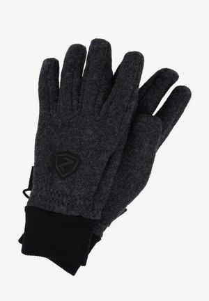 ILDO GLOVE MULTISPORT - Rękawiczki pięciopalcowe - dark melange