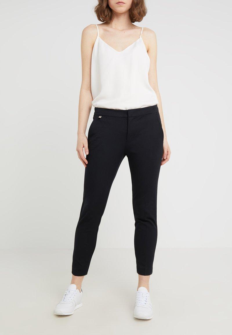 Lauren Ralph Lauren - LYCETTE PANT - Kalhoty - black