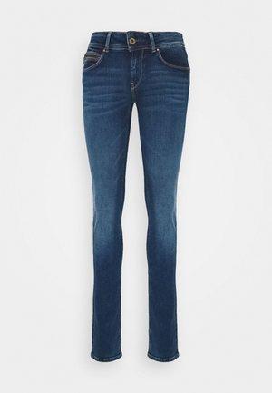 KATHA - Slim fit jeans - dark-blue denim
