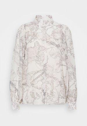 IVY ESMEA - Button-down blouse - snow white