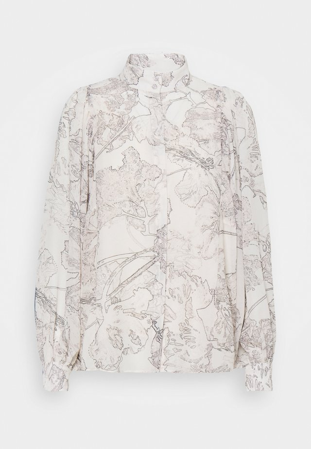 IVY ESMEA - Button-down blouse - snow white