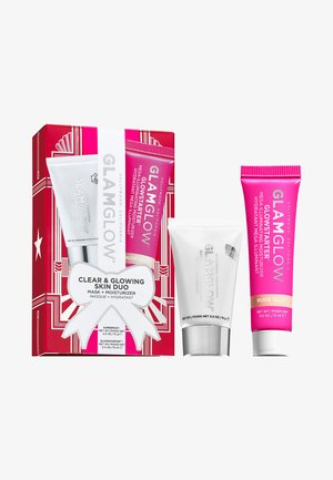 CLEAR & GLOWING SKIN DUO - Skincare set - -