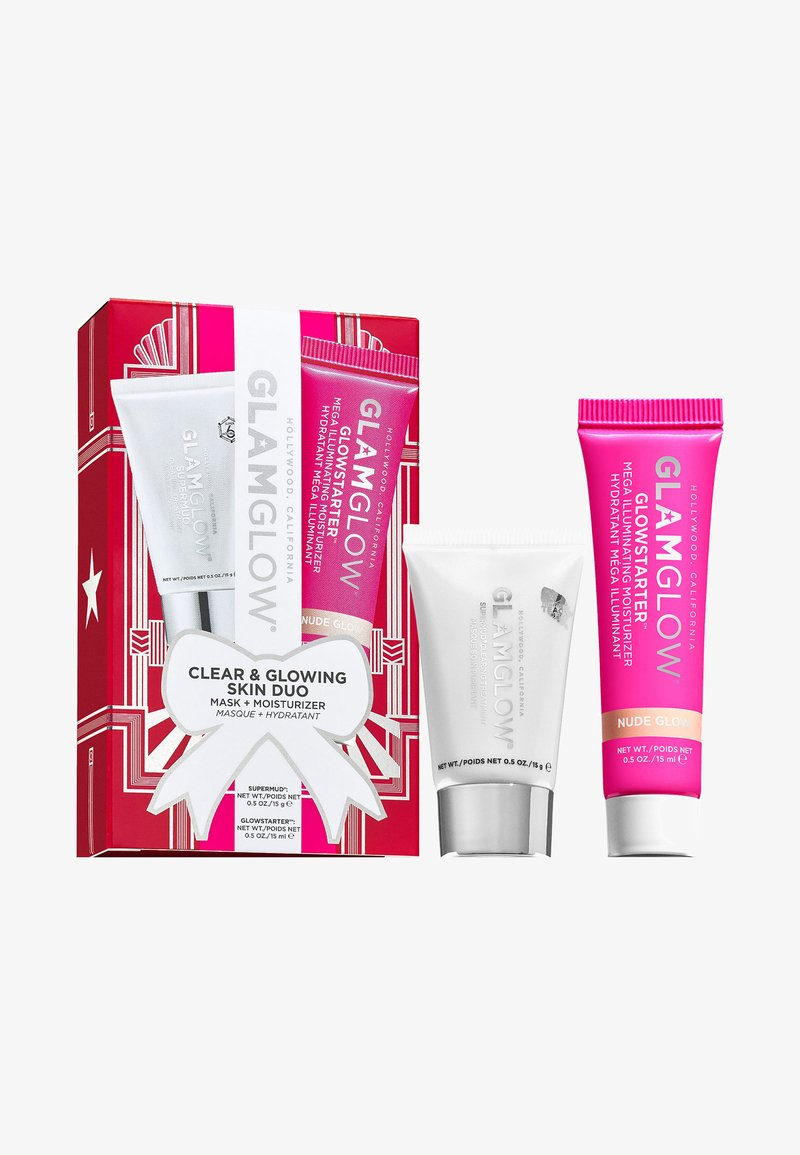 Glamglow - CLEAR & GLOWING SKIN DUO - Skincare set - -