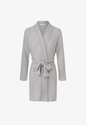 COMFORT FEEL - Dressing gown - light grey