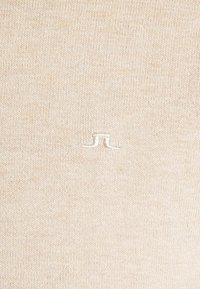 J.LINDEBERG - ROWAN - Pullover - sand/grey - 7