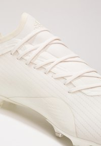 adidas Performance - X 18.2 FG - Moulded stud football boots - offwhite/footwear white/core black - 5
