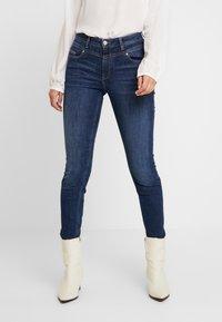 Esprit - Jeans Skinny Fit - blue dark - 0