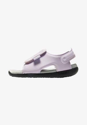 SUNRAY - Walking sandals - iced lilac/light smoke grey/white