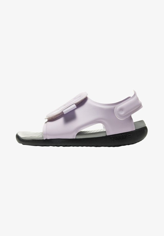 Trekkingsandale - iced lilac/light smoke grey/white