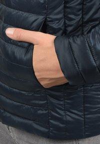 JDY - BRITTA - Winter jacket - blue - 4