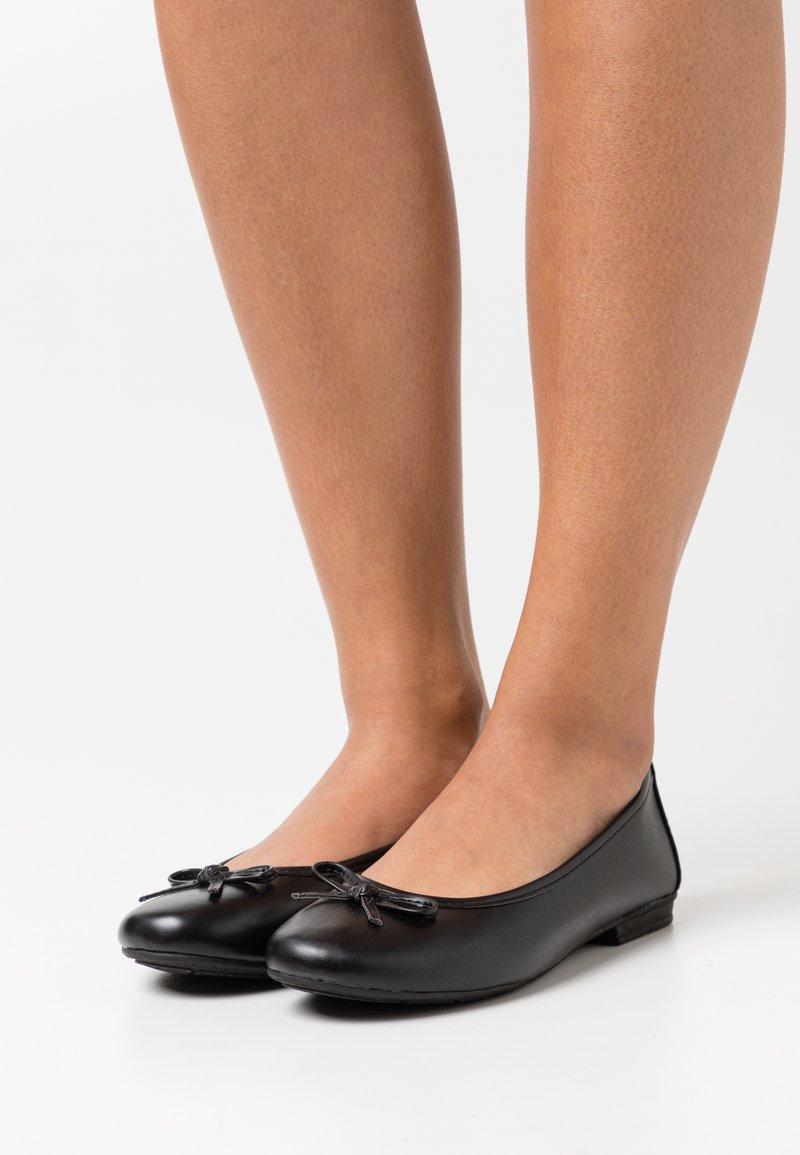 Jana - Ballerinat - black