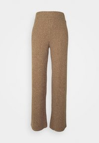 Herrlicher - CIEL BRUSHED  - Trousers - camel melange - 5