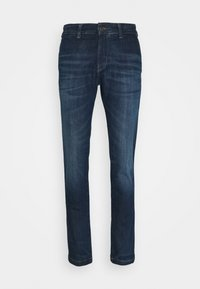 Tommy Jeans - SLIM - Jeans slim fit - queens dark blue - 3