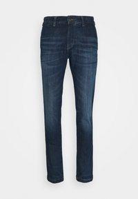 SLIM - Jeans slim fit - queens dark blue