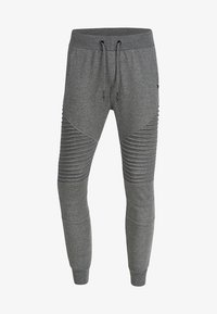 INDICODE JEANS - Tracksuit bottoms - anthracite - 3