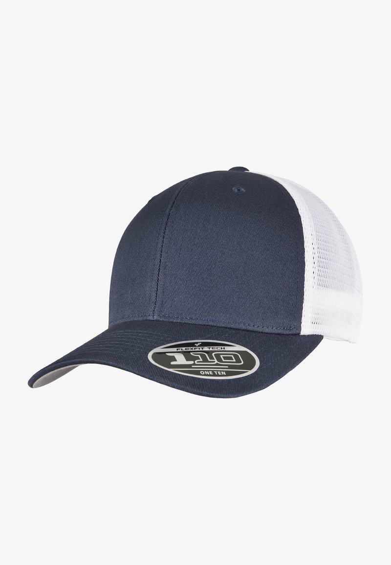 Flexfit - Cap - navy/white