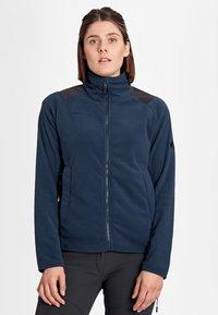 Mammut - INNOMINATA LIGHT - Fleece jacket - marine - 0