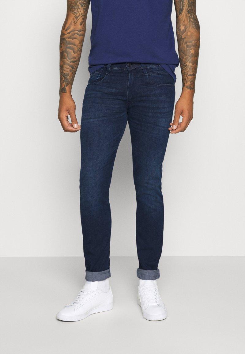 Replay - ANBASS X LIGHT - Slim fit jeans - dark blue