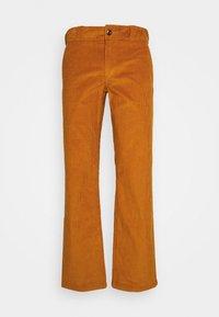 HIGGINSON PANT - Trousers - pumpkin spice