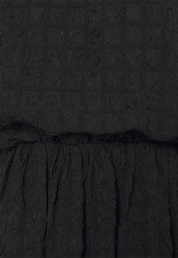Selected Femme - SLFSALLY DRESS - Day dress - black - 2