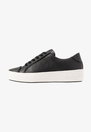 KIRBY LACE UP - Sneakers basse - black