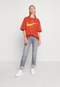 Lee - MARION - Straight leg jeans - laney light - 1