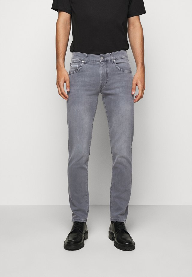 JAY MIST WASH JEANS - Jeans Slim Fit - granite
