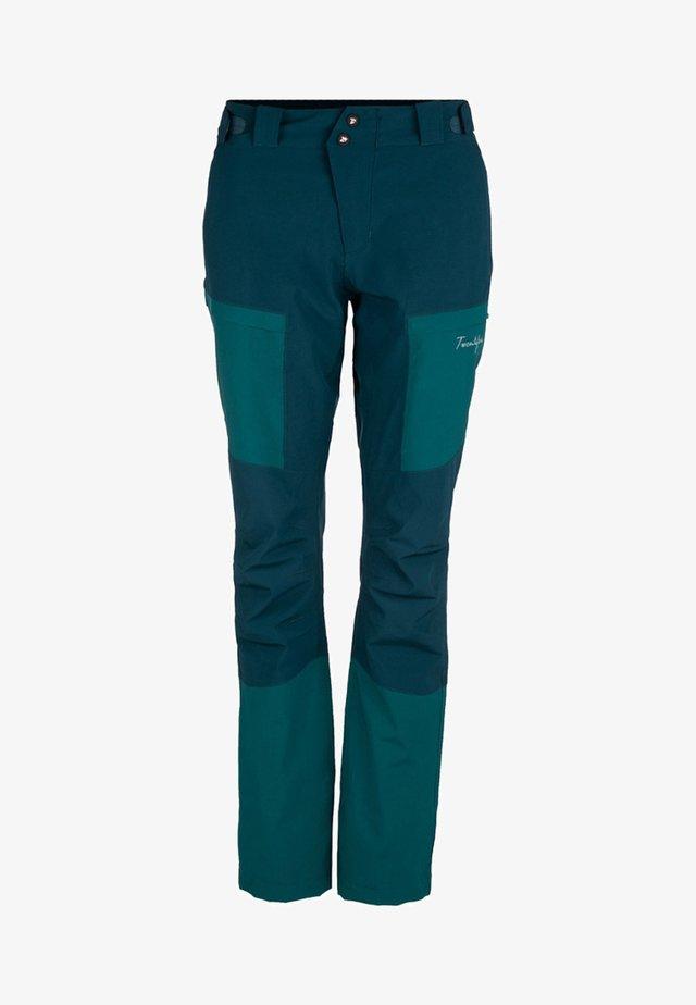 Bukse - mørk grønn