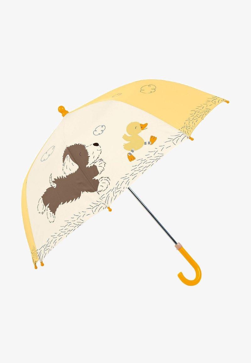 Sterntaler - REGENSCHIRM HANNO UND EDDA BABY - Umbrella - mehrfarbig