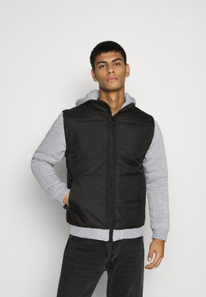 NOVA - Summer jacket - black/grey