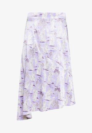 SAMMY SKIRT - A-line skirt - lilac purple light