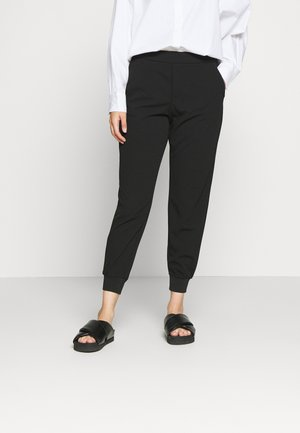 ONLADELE ROCKY PANTS  - Trousers - black