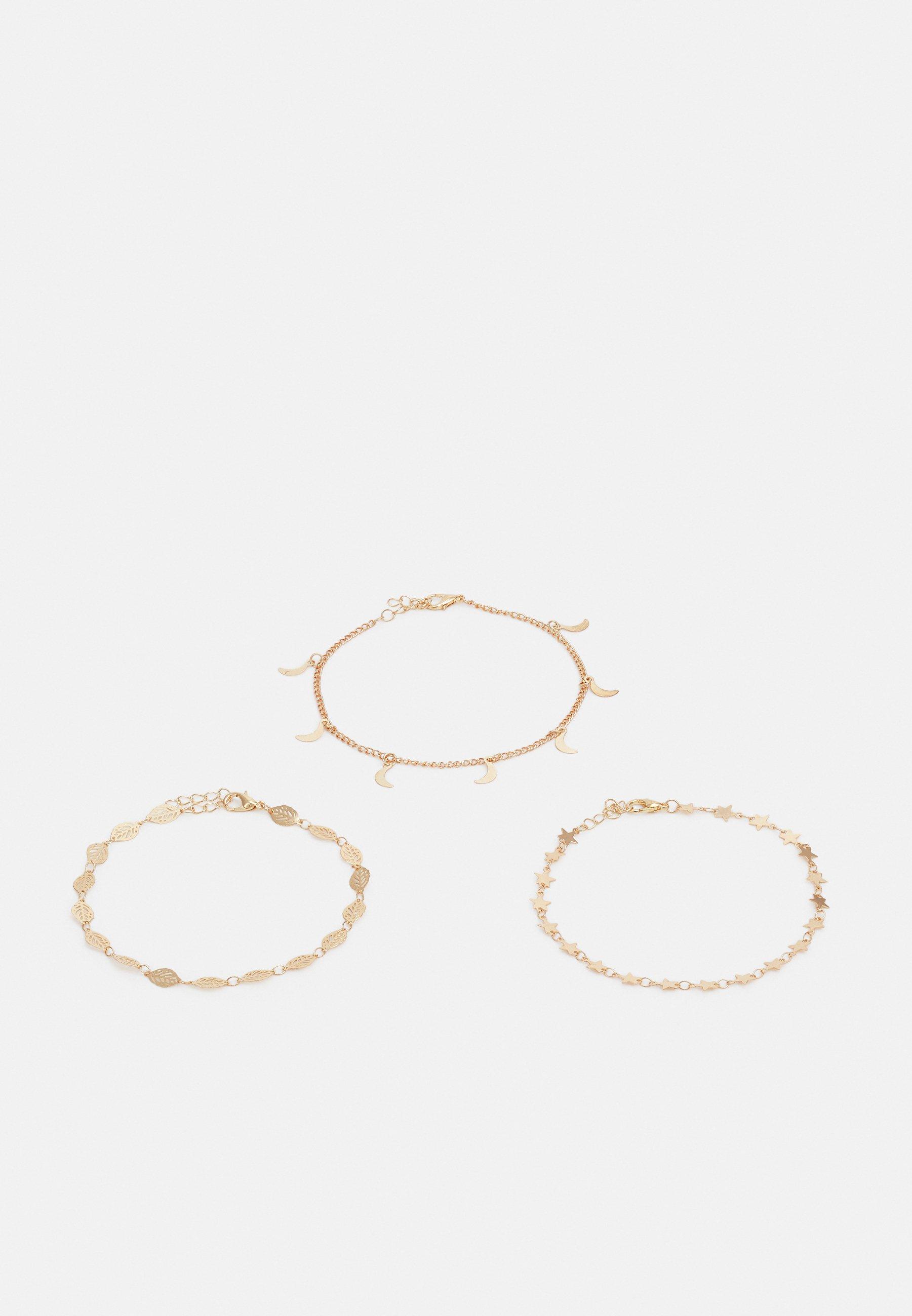 Women FGLEAFA ANKLET 3 PACK - Bracelet