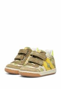 Naturino - Touch-strap shoes - militärgrüne - 1