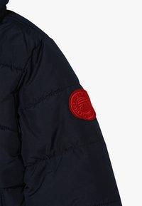 GAP - TODDLER BOY WARMEST JACKET - Zimní bunda - tapestry navy - 6