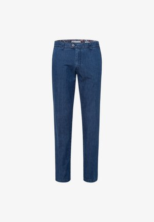 STYLE JIM  - Jeans a sigaretta - blue stone