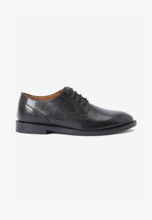 DERBY - Šněrovací boty - black
