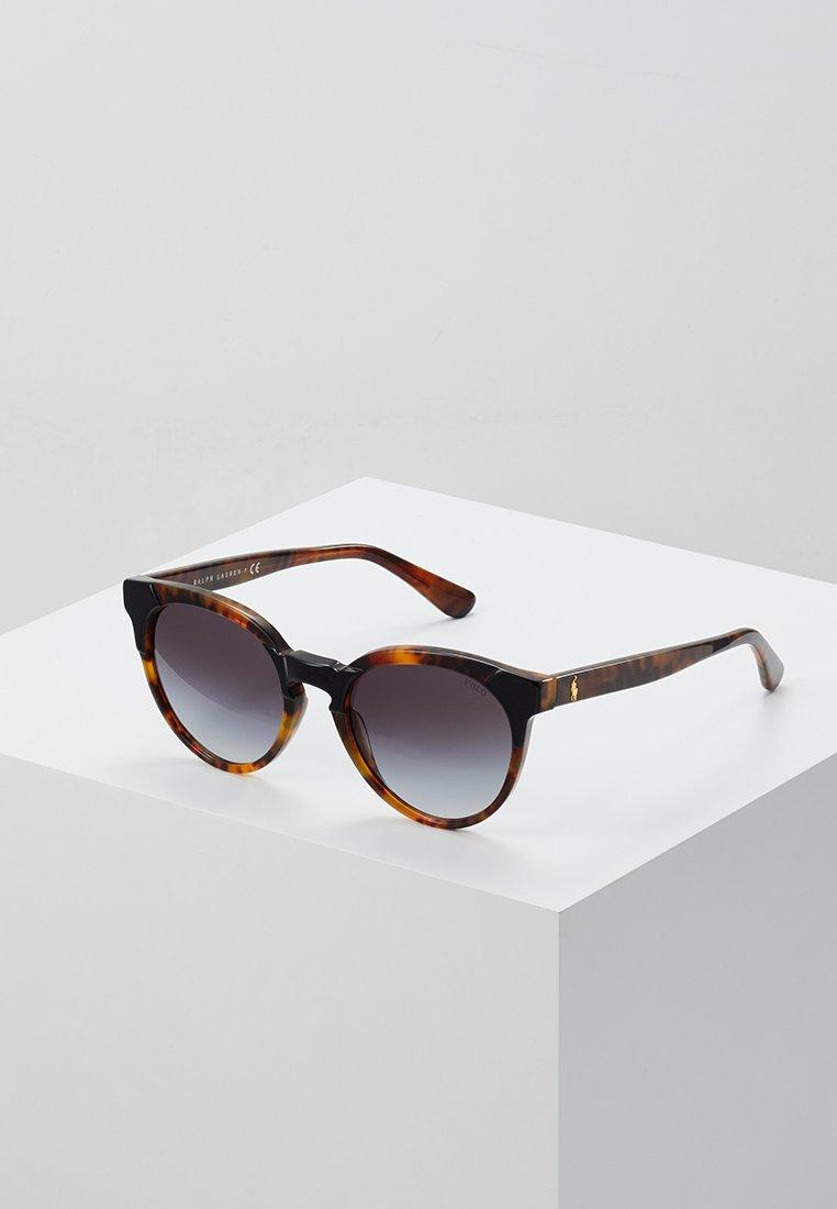 Polo Ralph Lauren - Sluneční brýle - black/jerry havana