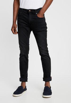 SHERMAN - Slim fit jeans - black