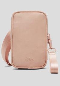 s.Oliver - Across body bag - blush - 4