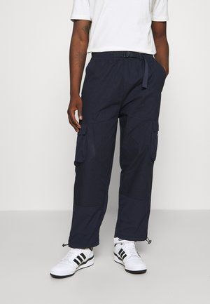 CARGO PANT - Cargo trousers - legend ink